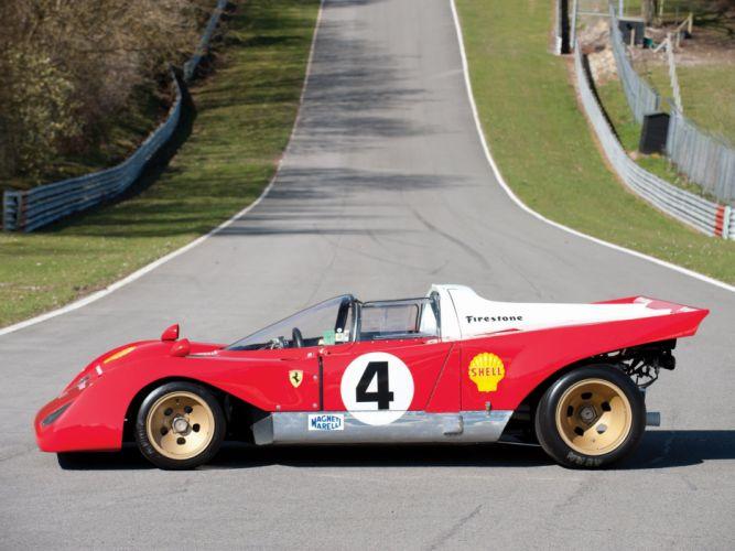 1966 Ferrari Dino 206 S (31) race racing le-mans classic 206s wallpaper