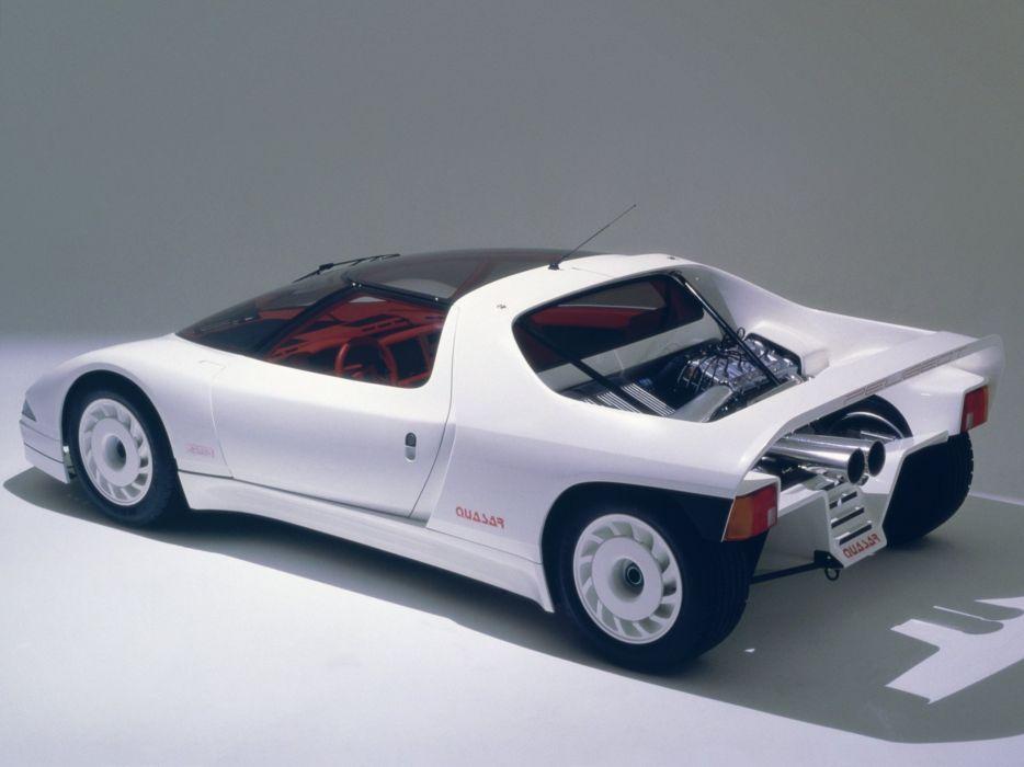 1984 Peugeot Quasar Concept     f wallpaper