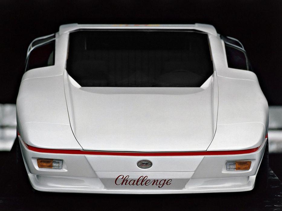 1985 Espera Sbarro Crisalys Concept supercar w wallpaper