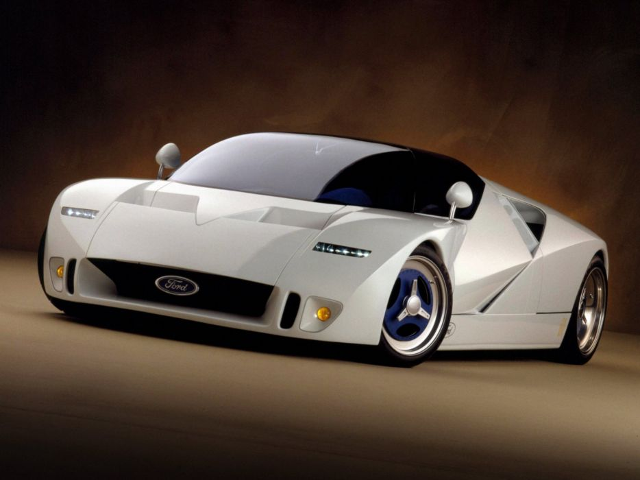 1995 Ford GT90 Concept supercar   g wallpaper