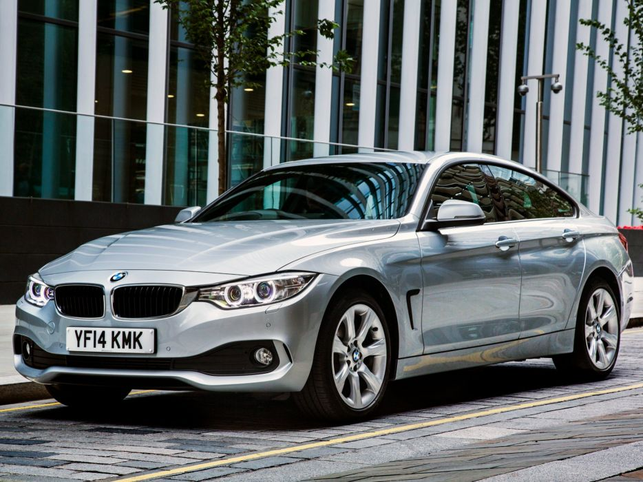 2014 BMW 420d xDrive Gran Coupe Sport Line UK-spec (F32)  f wallpaper