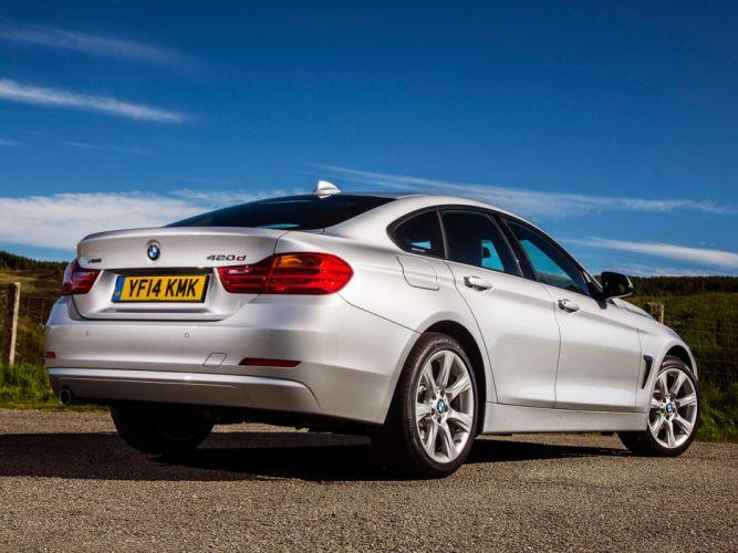2014 BMW 420d xDrive Gran Coupe Sport Line UK-spec (F32) g wallpaper