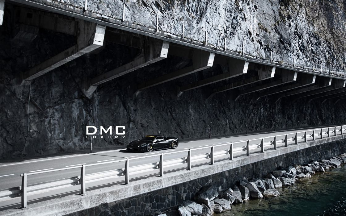 2014 DMC Ferrari 458 Italia Elegante supercar   r wallpaper