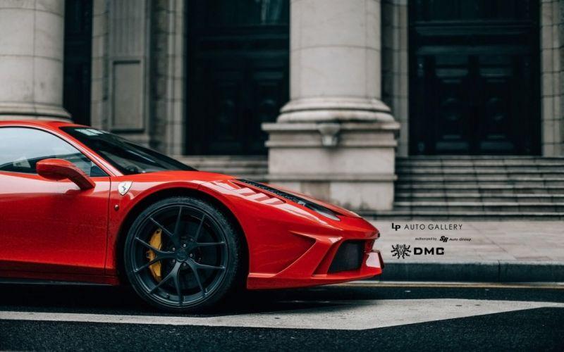 2014 DMC Ferrari 458 Italia Monte Carlo supercar fe wallpaper