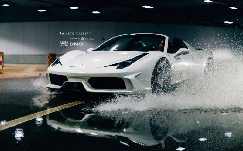 2014 DMC Ferrari 458 Italia Monte Carlo supercar f wallpaper