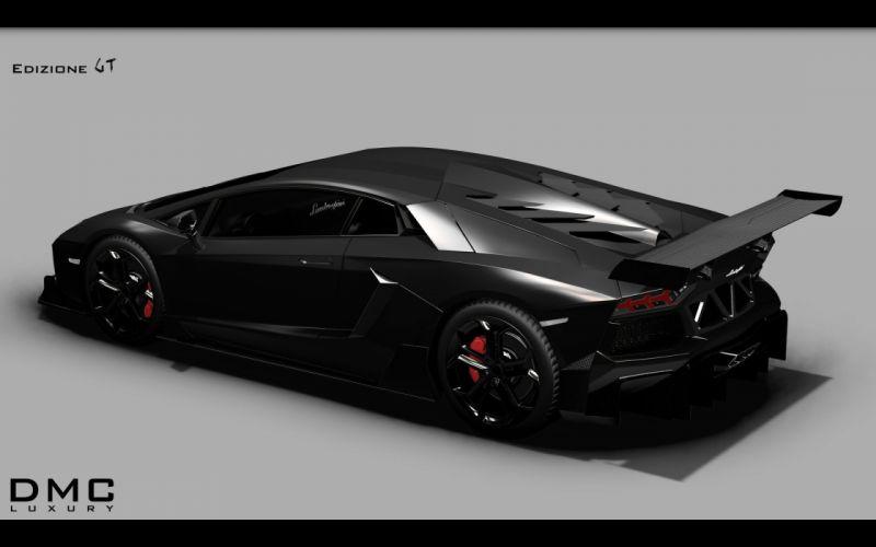 2014 DMC Lamborghini Aventador LP988 Edizione G-T supercar f2 wallpaper