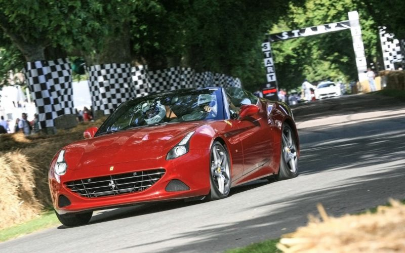 2014 Ferrari California supercar f wallpaper