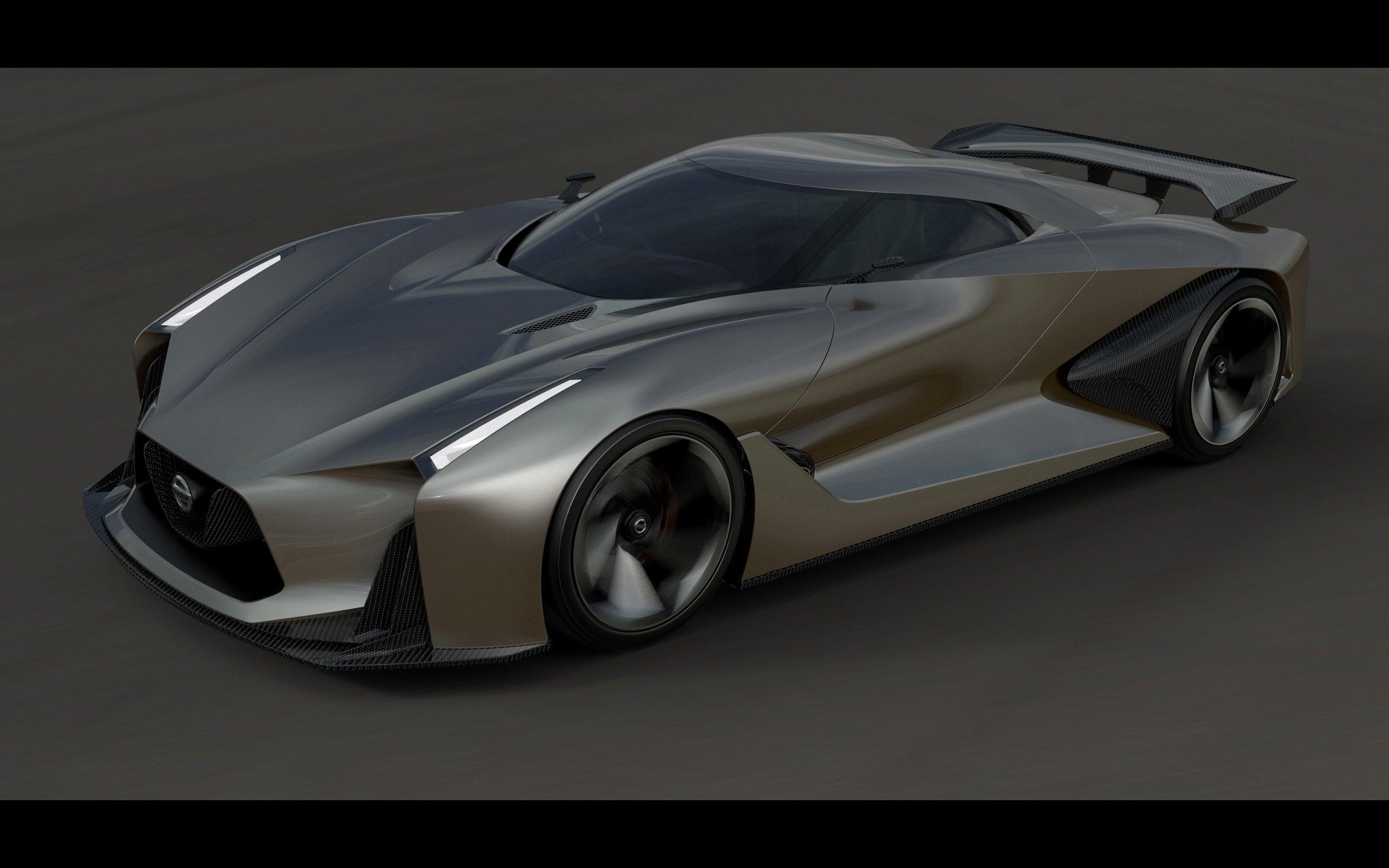 Nissan Concept Vision Gran Turismo Supercar D Wallpaper