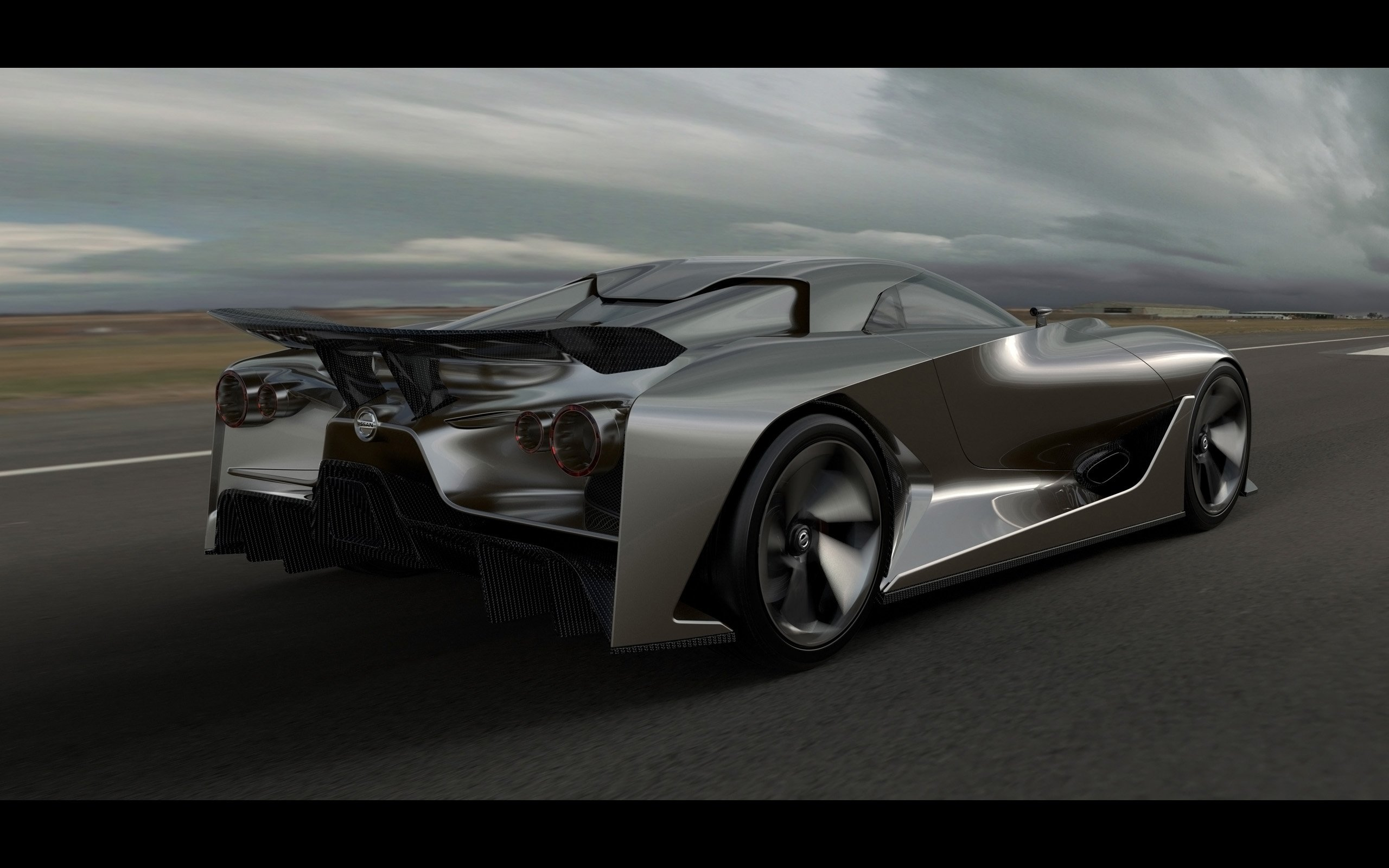 2014 Nissan Concept 2020 Vision Gran Turismo supercar ds ...