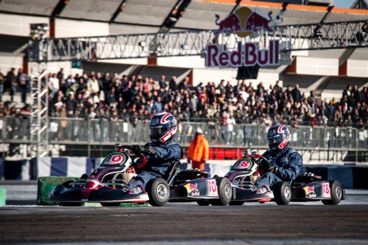 GO-KART kart race racing (2) wallpaper