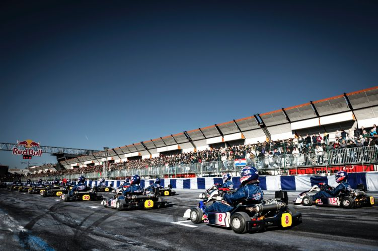 GO-KART kart race racing (3) wallpaper