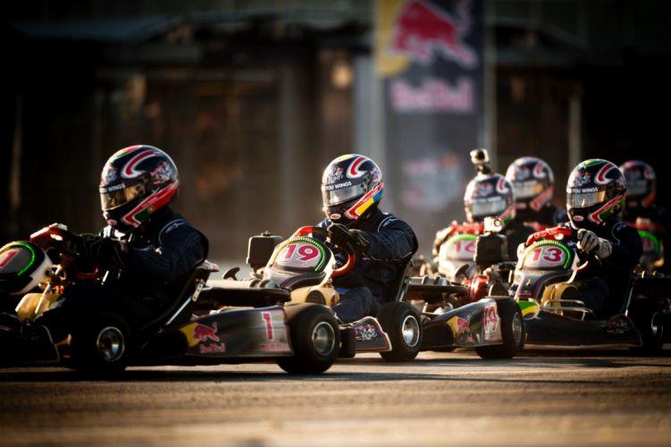 GO-KART kart race racing (12) wallpaper