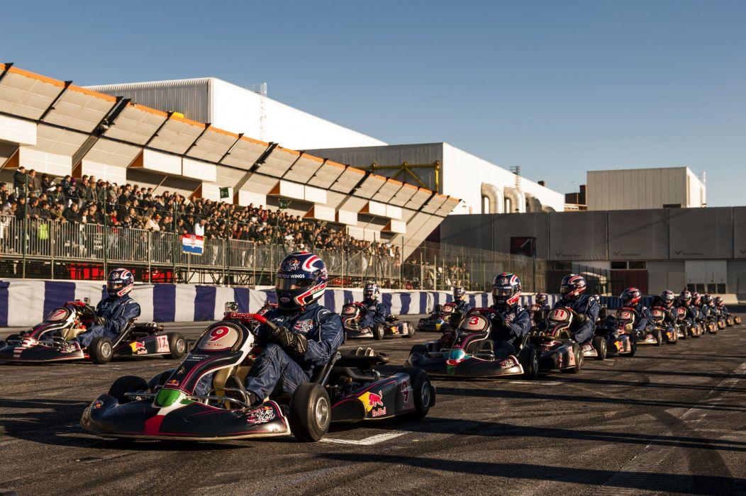 GO-KART kart race racing (1) wallpaper
