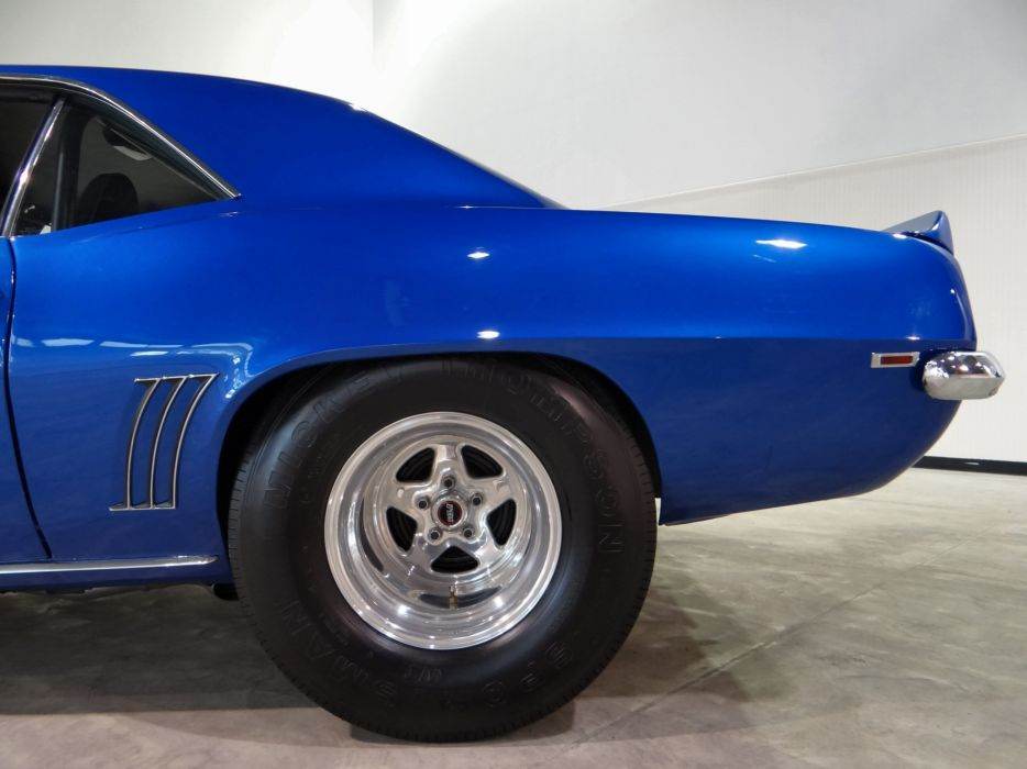 1969 Chevrolet Camaro R-S S-S hot rod rods classic muscle (27) wallpaper