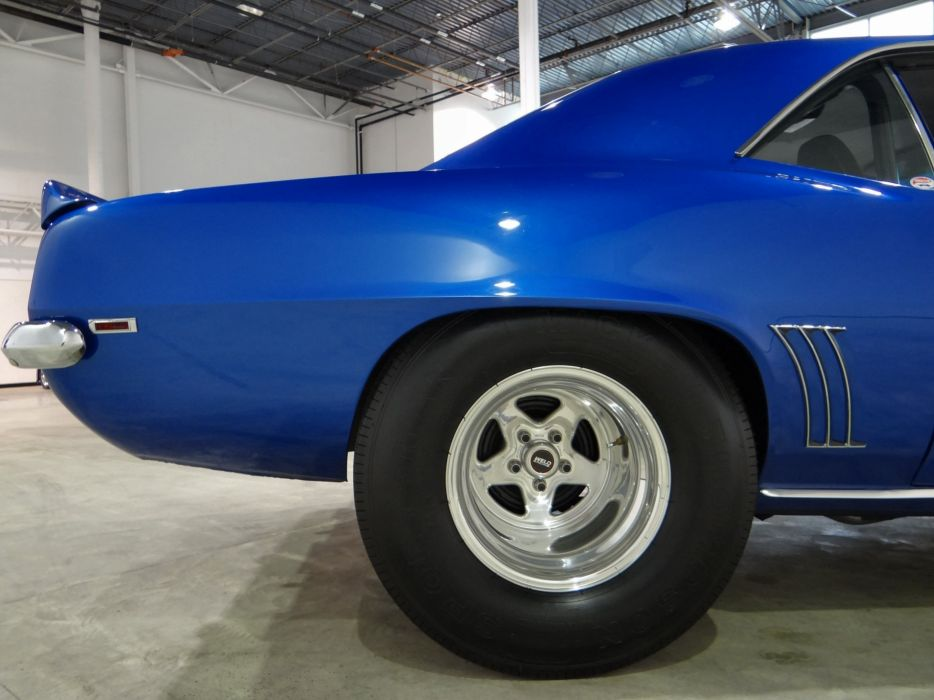 1969 Chevrolet Camaro R-S S-S hot rod rods classic muscle (28) wallpaper