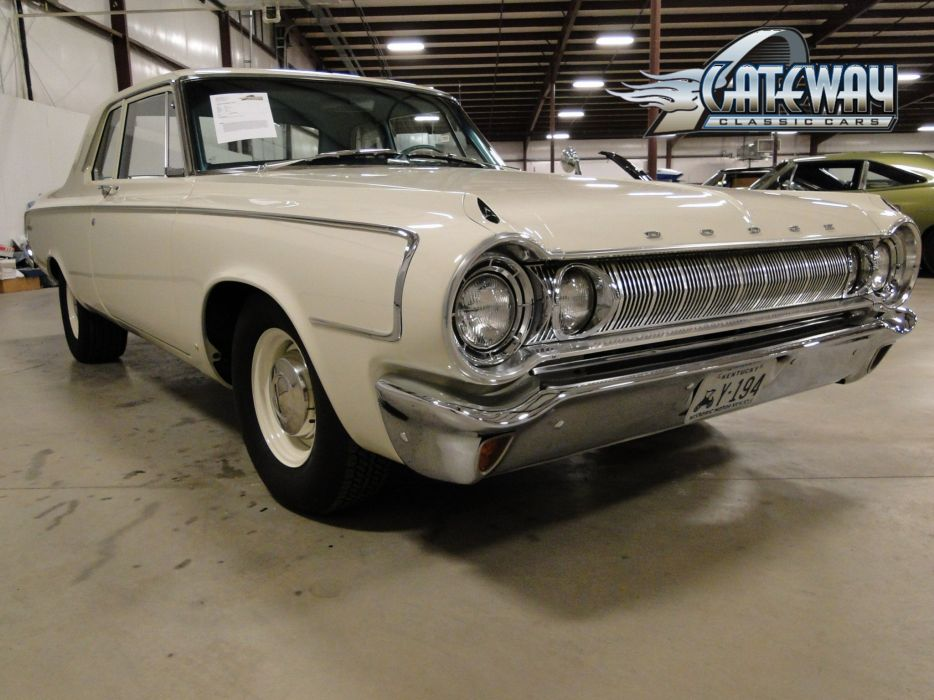 1964 Dodge 330 muscle classic (15) wallpaper