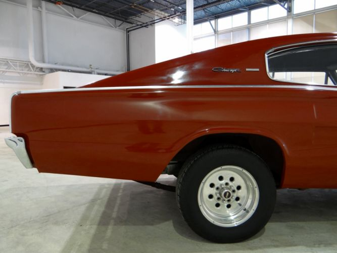 1966 Dodge Charger muscle classic hot rod rods (5) wallpaper