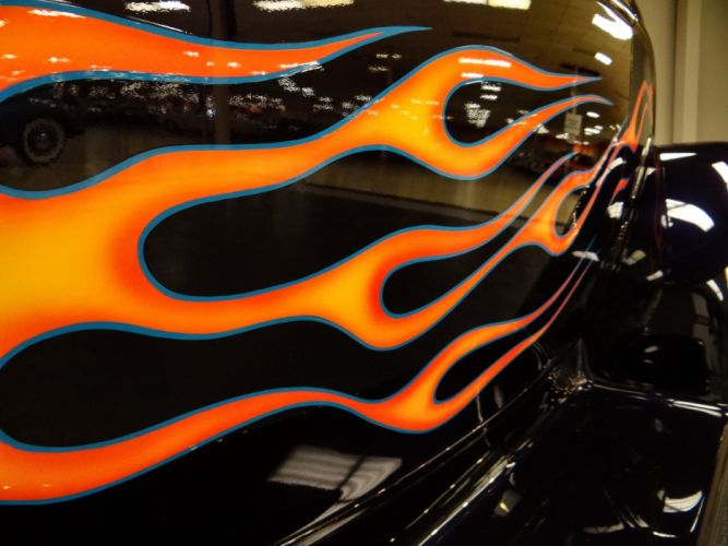 1932 Ford Coupe hot rod rods retro (14) wallpaper