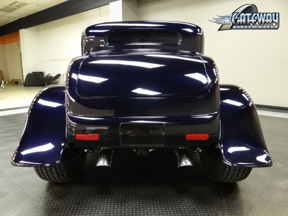 1932 Ford Coupe hot rod rods retro (21) wallpaper