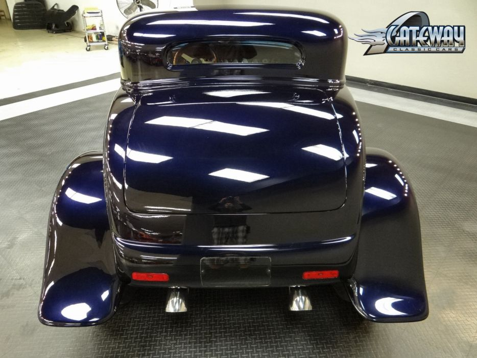 1932 Ford Coupe hot rod rods retro (18) wallpaper