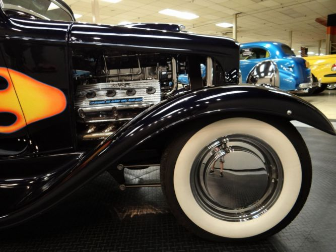 1932 Ford Coupe hot rod rods retro (19) wallpaper