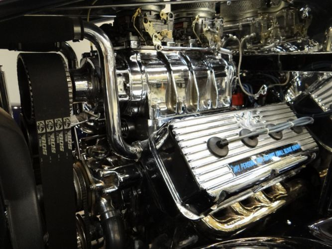 1932 Ford Coupe hot rod rods retro (23) wallpaper