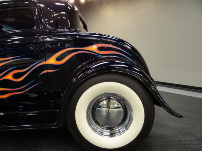 1932 Ford Coupe hot rod rods retro (27) wallpaper