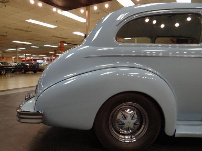 1940 Chevrolet Sedan retro hot rod rods custom (4) wallpaper