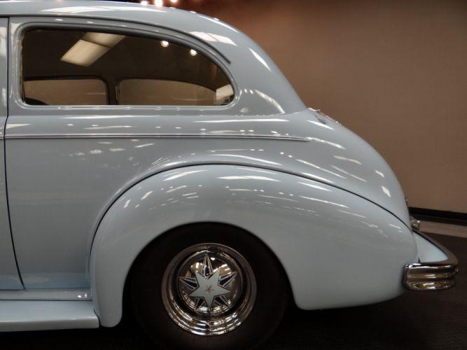 1940 Chevrolet Sedan retro hot rod rods custom (2) wallpaper