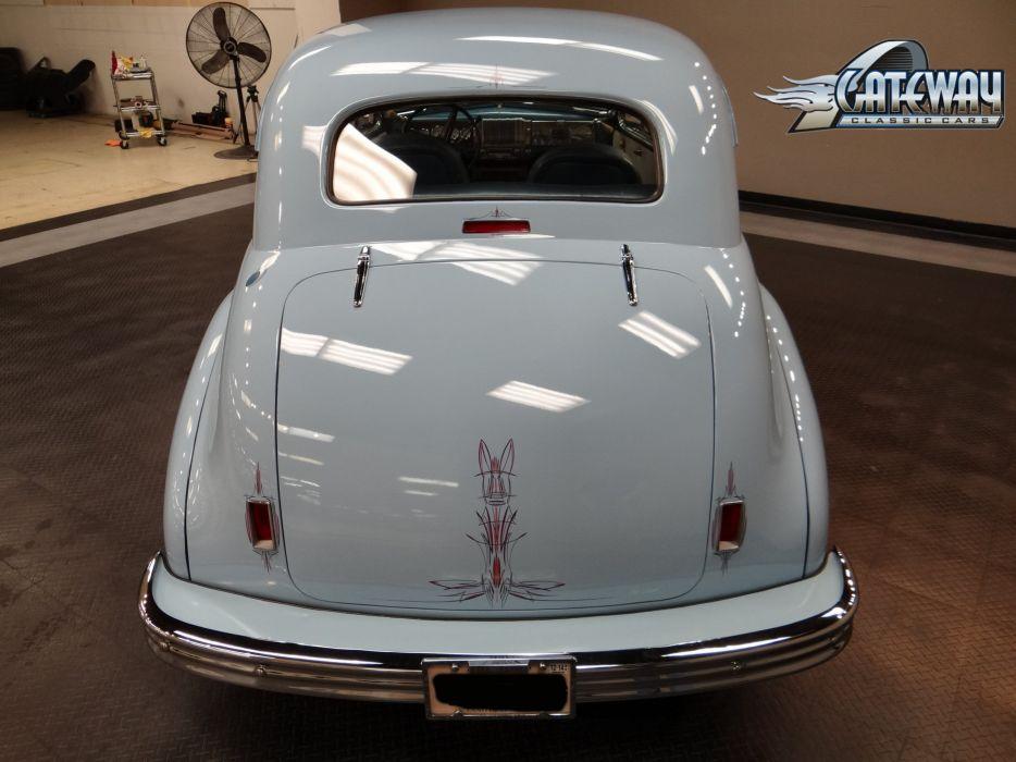 1940 Chevrolet Sedan retro hot rod rods custom (22) wallpaper