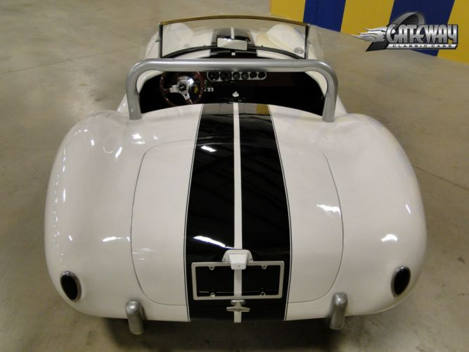 1966 A-C Cobra shelby hot rod rods classic muscle supercar (20) wallpaper
