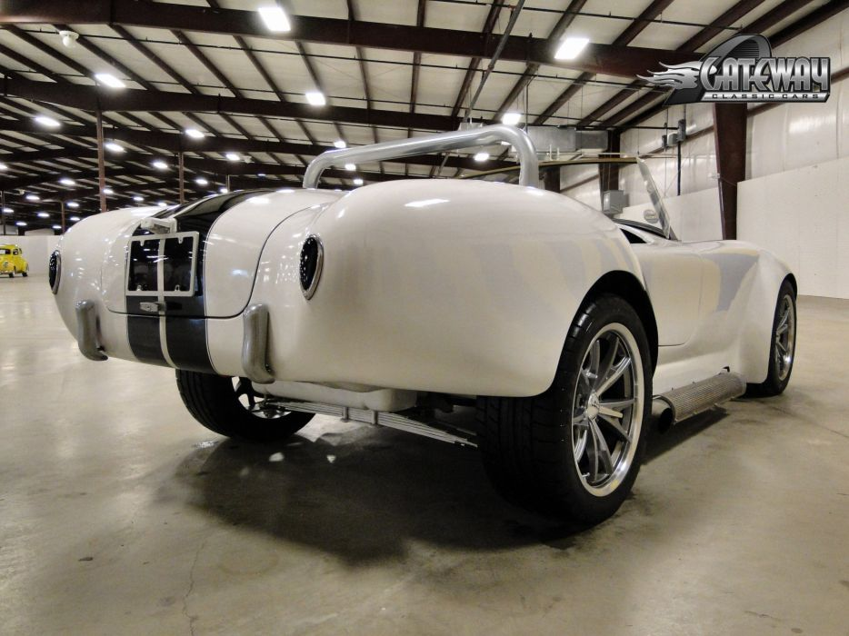 1966 A-C Cobra shelby hot rod rods classic muscle supercar (23) wallpaper
