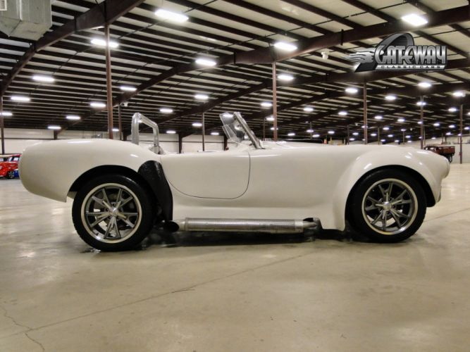1966 A-C Cobra shelby hot rod rods classic muscle supercar (24) wallpaper