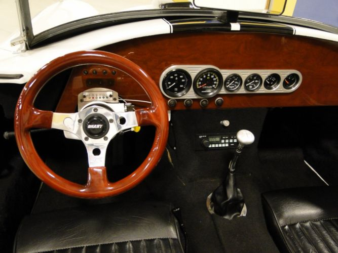 1966 A-C Cobra shelby hot rod rods classic muscle supercar (29) wallpaper