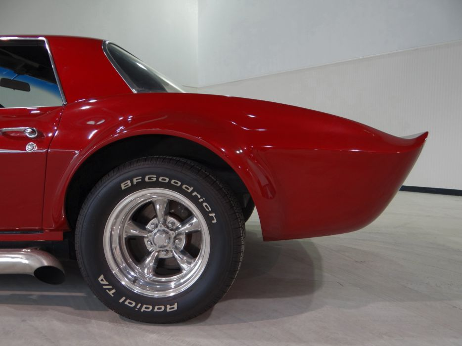 1967 Chevrolet Corvette Custom Convertible hot rod rods muscle classic (2) wallpaper