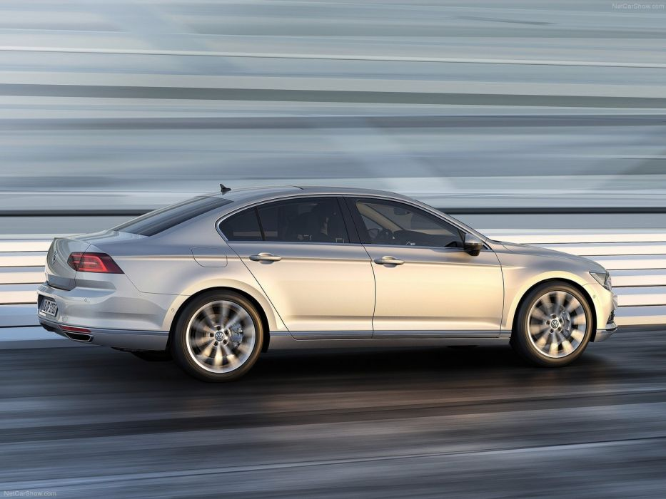Volkswagen Passat 2014 wallpaper
