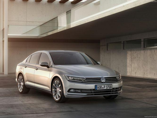 Volkswagen Passat 2014 wallpaper