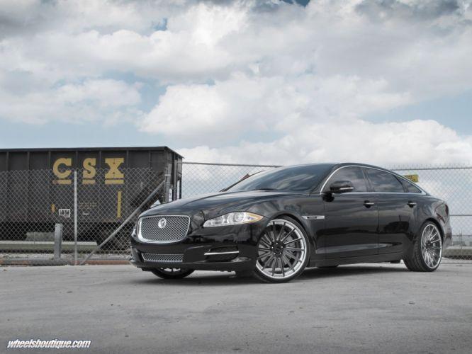 Jaguar XJL wallpaper