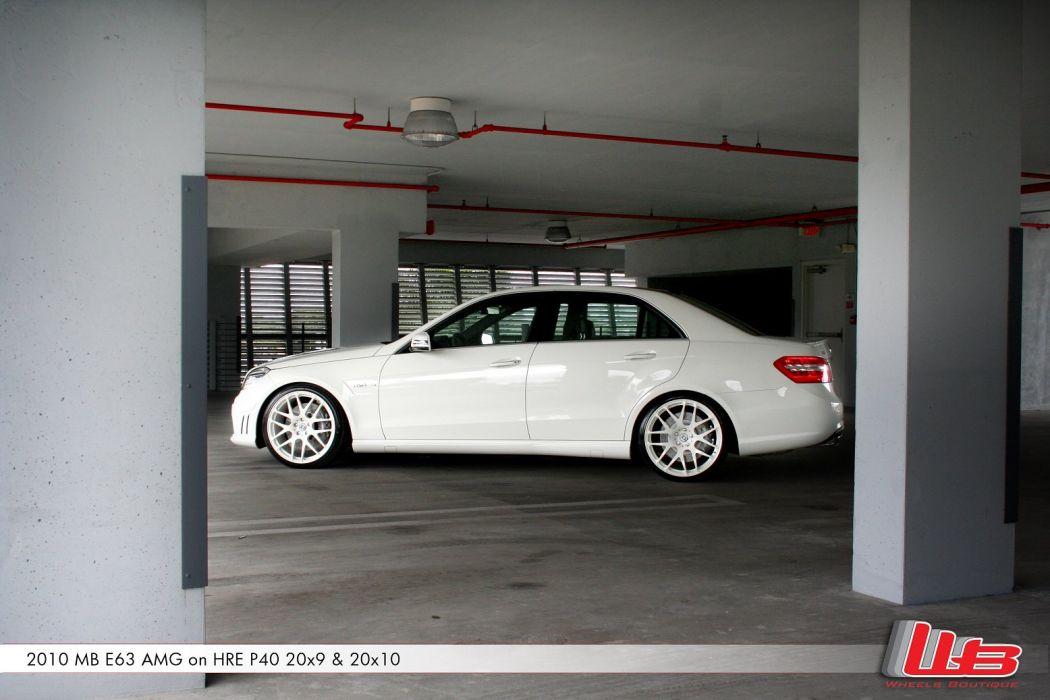 Mercedes E63 wallpaper