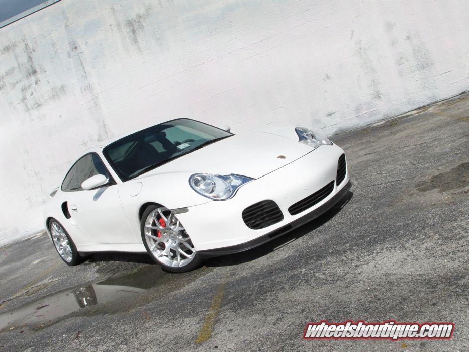 Porsche 993 turbo wallpaper