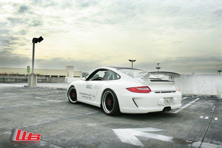 Porsche gt3 997 wallpaper