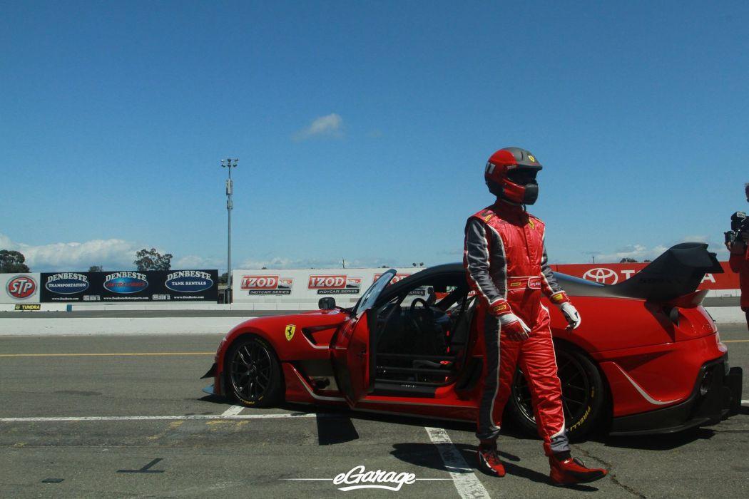 2012 Ferrari 599XX Evoluzione wallpaper