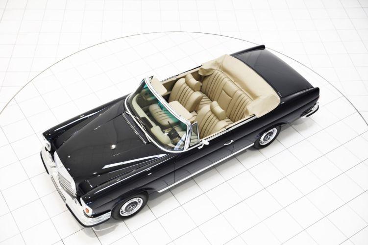 BRABUS Classic Mercedes 280 SE 3_5 Cabriolet W111 wallpaper
