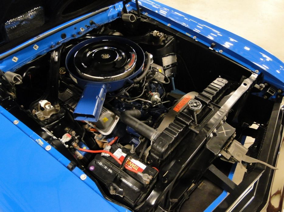 1969 Ford Mustang Shleby GT500 muscle hot rod rods (6) wallpaper