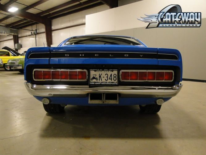 1969 Ford Mustang Shleby GT500 muscle hot rod rods (16) wallpaper