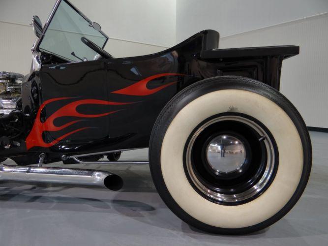 1923 Ford T-Bucket model-t hot rod rods retro (1) wallpaper