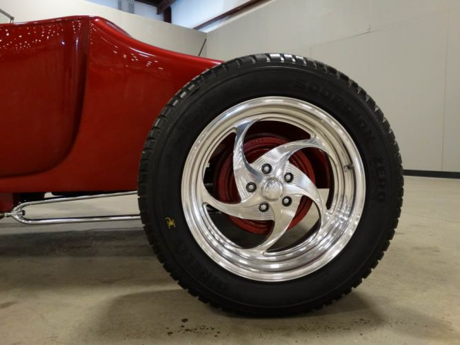 1927 Ford Roadster hot rod rods retro (2) wallpaper