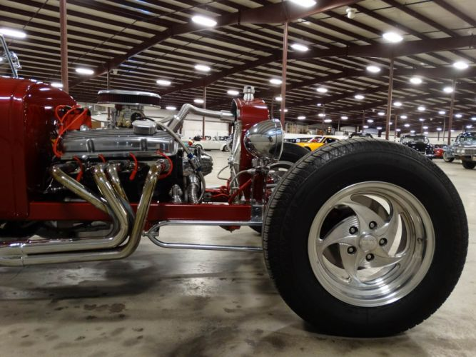 1927 Ford Roadster hot rod rods retro (5) wallpaper