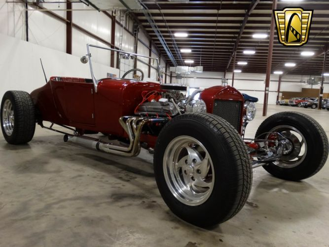 1927 Ford Roadster hot rod rods retro (13) wallpaper