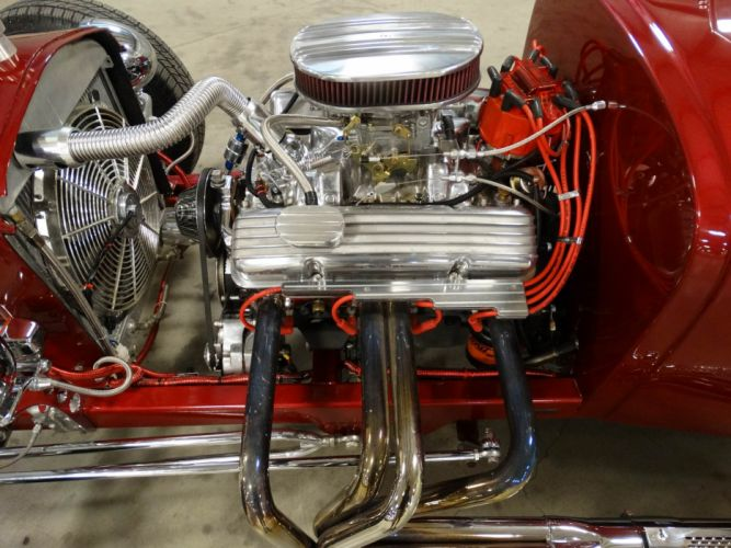 1927 Ford Roadster hot rod rods retro (18) wallpaper